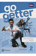 Papel GO GETTER 2 WORKBOOK PEARSON (WITH EXTRA ONLINE PRACTICE) (MY ENGLISH LAB) (NOVEDAD 2018)