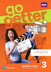 Papel Go Getter 3 Student'S Book W/Myenglishlab