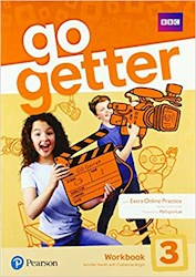 Papel Go Getter 3 Workbook With Extra Online Practice