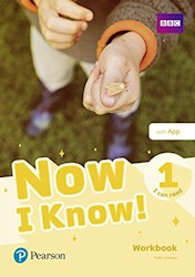 Papel Now I Know 1 Workbook + App - I Can Read