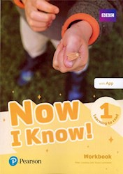 Papel Now I Know 1 Workbook + App - Learning To Read