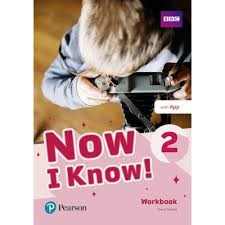 Papel Now I Know 2 Workbook + App