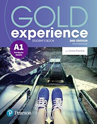 Papel Gold Experience 2Nd Edition A1 Student'S Book With Online Practice