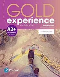 Papel Gold Experience 2Nd Edition A2+ Student'S Book W/Online Practice