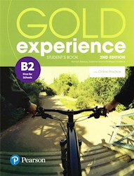 Papel Gold Experience 2Nd Edition B2 Student'S Book With Online Practice