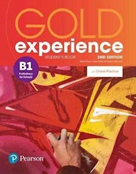 Papel Gold Experience 2Nd Edition B1 Student'S Book W/Online Practice