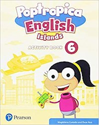 Libro Poptropica English Islands 6 Wb +My Language Kit Pack