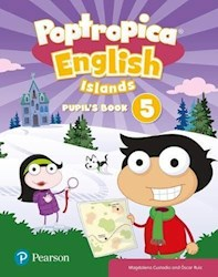 Libro Poptropica English Islands 5 St +Online Game Access Pack