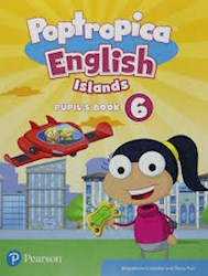 Libro Poptropica English Islands 6 St +Online Game Access Pack