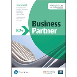 Libro Business Partner B2+ Coursebook W/ Myenglishlab