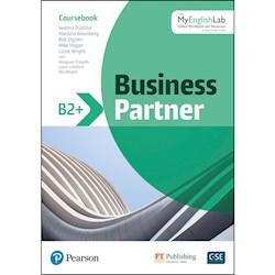 Papel Business Partner B2+ Student'S Book + Mel