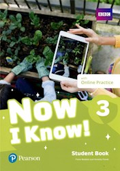 Libro Now I Know 3 Student Book With Online Practice