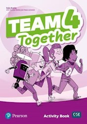 Libro Team Together Activity Book 4