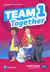 Libro Team Together Pupil'S Book With Digital Resources 1