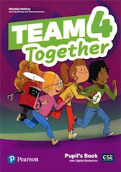 Libro Team Together Pupil'S Book With Digital Resources 4