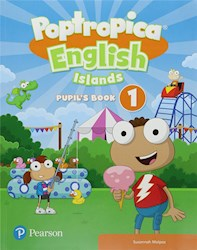 Papel Poptropica English Islands 1 Pupil'S Book