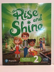 Papel Rise And Shine 2 Pupil'S Book + Pep Access Code