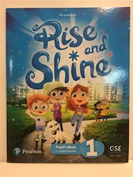 Papel Rise And Shine 1 Pupil'S Book + Pep Access Code