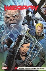 Libro Weapon X Vol.1 Weapons Of Mutant Destruction Prelude