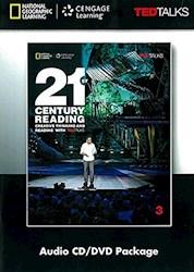 Papel 21St Century Reading 3 Audio/Dvd Pack