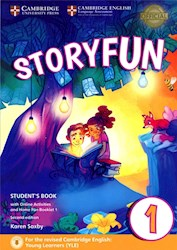 Libro Storyfun For Starters 1 - St'S W/Online Act