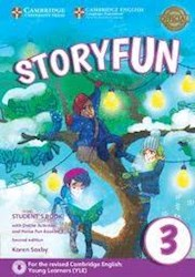 Libro Storyfun For Movers  3 - St'S W/Online Act