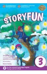 Papel Storyfun for Movers 3 Student's Book