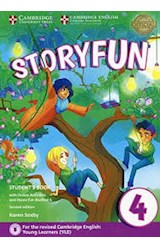 Papel Storyfun for Movers 4 Student's Book