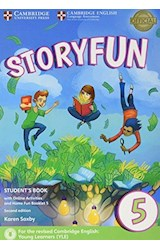 Papel Storyfun for Flyers 5 Student's Book