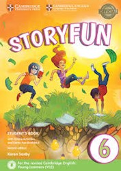 Libro Storyfun For Flyers 6 - St'S W/Online Act