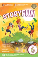 Papel Storyfun for Flyers 6 Student's Book