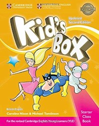 Libro Kid'S Box  Starter-  Pupil`S Book With Cd-Rom 2Nd Ed Update