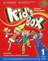 Papel Kid'S Box Updated Second Ed. 1 Pupil'S Book