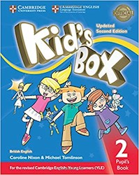 Papel Kid'S Box Updated Second Ed. 2 Pupil'S Book