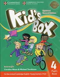 Papel Kid'S Box Updated Second Ed. 4 Pupil'S Book