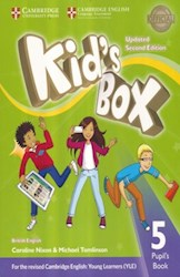 Libro Kid'S Box 5 -  Pupil'S Book