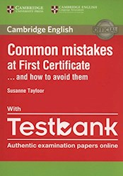 Papel Common Mistakes At First Certificate...And How To Avoid Them