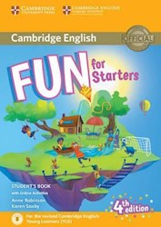 Papel Fun For Starters 4Th Edition Student'S Book