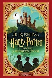 Papel Harry Potter And The Sorcerer'S Stone - Minalima Hardcover