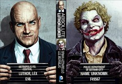 Papel Absolute Joker/Luthor