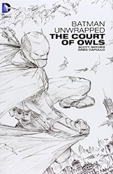 Papel Batman Unwrapped: The Court Of Owls