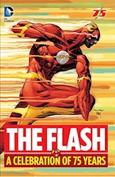 Papel The Flash: A Celebration Of 75 Years