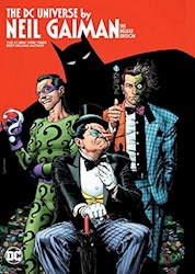 Papel The Dc Universe By Neil Gaiman (The Deluxe Edition)