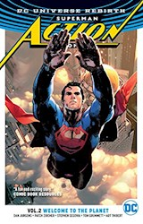 Libro Superman : Action Comics Vol. 2 Welcome To The Planet (Rebirth)