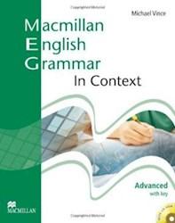 Papel Macmillan English Grammar In Context Advanced