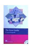 Papel GREAT GATSBY (MACMILLAN READERS LEVEL 5) (WITH CD)