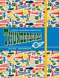 Libro Anotador Comic Thunderbirds Pattern 13,2 X 15,7 Rayado