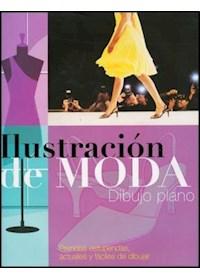 Papel Ilustracion De Moda - Dibujo Plano -