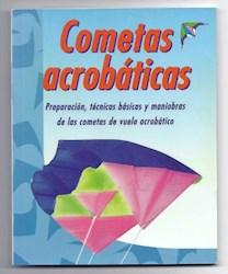 Papel Cometas Acrobaticas Caja Mas Libro
