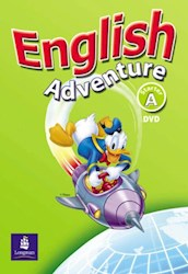 Papel English Adventure Starter A Dvd